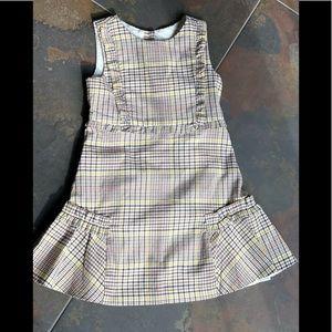 NWOT!  Janie and Jack Girls Dress -Size 5